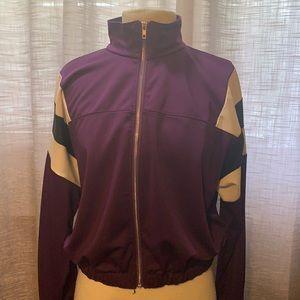 Forever 21 zip up jacket